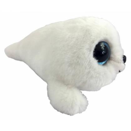 Abtoys M0056 Тюлень белый, 15 см