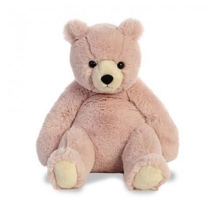 Аврора 01755 Медвежонок, 30 см розовый