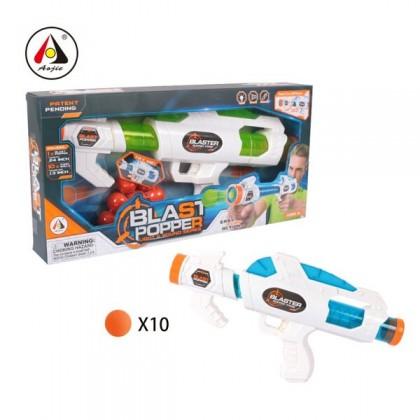 Ao Jie AJ006PG Бластер с шариками со звуком, 61 см.