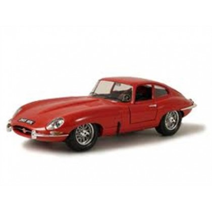 "BBurago 18-12044 Gold 1:18 Jaguar ""E"" Coupe (1961)/Ягуар ""E"" купе"