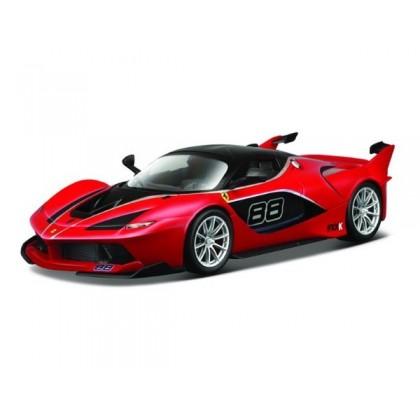 BBurago 18-16907 Модель автомобиля 1:18 Феррари FXX K №88