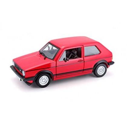 Bburago 18-21089 Модель автомобиля 1:24 Фольксваген Гольф MK1 GTI