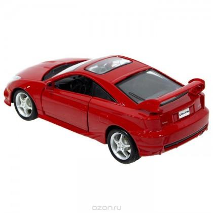 BBurago 18-22089 Bijoux Модель 1:24 Toyota Celica GT-S/Тойота Целика GT-S