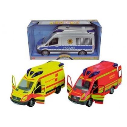 Dickie 20 331-3918 Микроавтобус экстренных служб