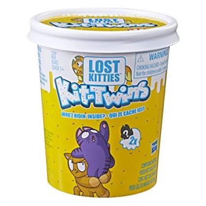Hasbro E5086EU2 Lost Kitties. Набор Котики-близнецы