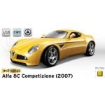 BBurago 18 15042 Сборная модель Alfa 8C Competizione