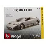 BBurago 18 25025 Сборная модель Bugatti EB 110