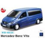 BBurago 18 45134 Сборная модель Mercedes Benz Vito