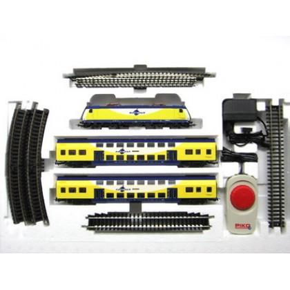 Железные дороги PIKO 57181 Стартовый набор Метроном