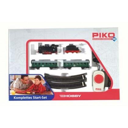 Железные дороги PIKO 57110 Стартовый набор Пассажирский поезд