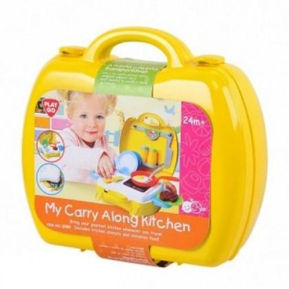 PlayGo 2780 Кухня в чемоданчике