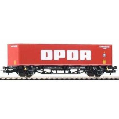 Piko 57727 Вагон платформа с контейнером