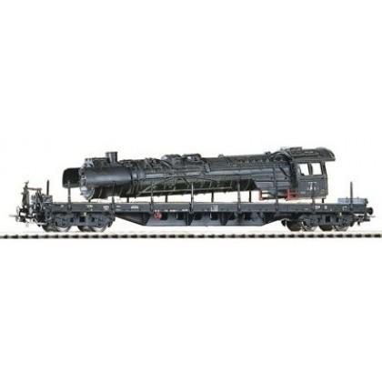 Аксессуары к железной дороге PIKO 54803 Вагон платформа с котлом для паровоза Rgs 3910 DR