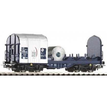 Аксессуары к железной дороге PIKO 54396 Вагон платформа с тентом LogServ DB AG