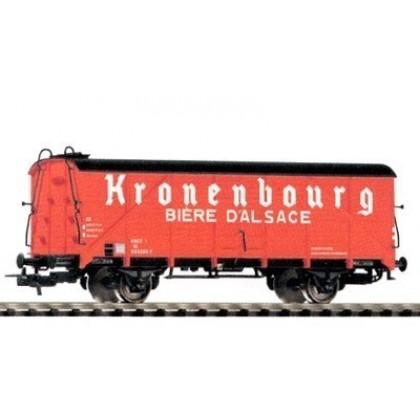 Аксессуары к железной дороге PIKO 54546 Вагон рефрижератор SNCF III