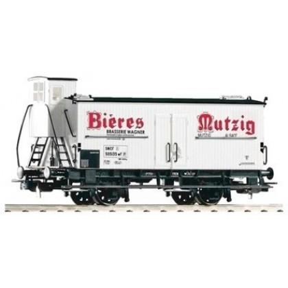 Аксессуары к железной дороге PIKO 54941 Вагон рефрижератор Mutzig SNCF