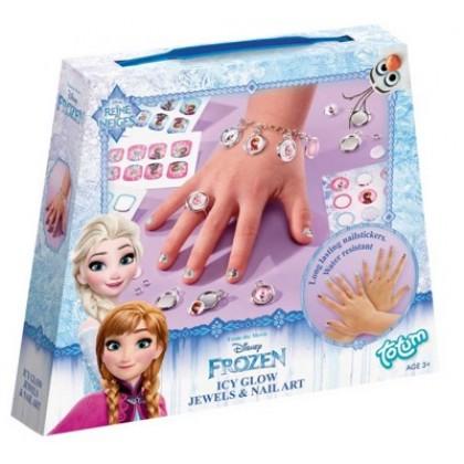 Totum 680111 Frozen Украшения на руку Холодное сердце