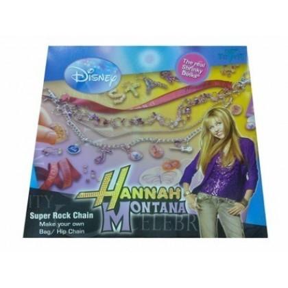 Набор для творчества Totum 170018 Hannah Montana Украшения рок звезды