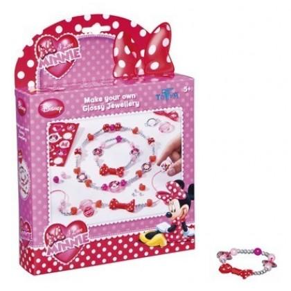 Набор для творчества Totum 580015 Disney Блестящие украшения Minnie Mause