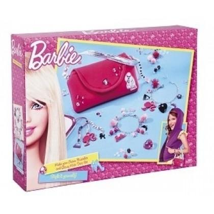 Набор для творчества Totum 501010 Barbie Сумочка и украшения Барби