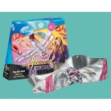 """Totum 170001 Hannah Montana Набор для украшения ремня """"Пояс поп-звезды"""""""