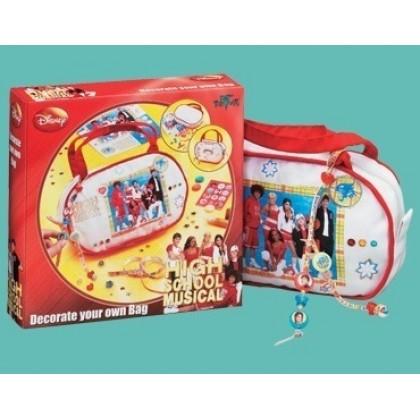 "Totum 180000 High School Musical Набор для украш. сумки ""Сумка музыканта"""
