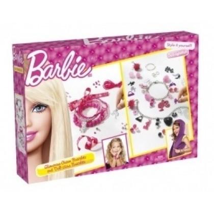 Набор для творчества Totum 501027 BARBIE 2 в 1 Украшения Барби