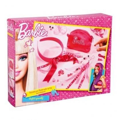Totum 501003 Barbie Косметичка и украшения Барби