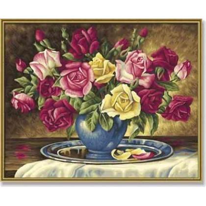 Набор для творчества Schipper 9130577 Розы