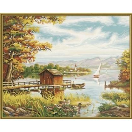 Набор для творчества Schipper 9130377 На берегу озера