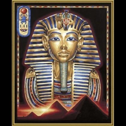 Набор для творчества Schipper 9130387 Маска Тутанхамона