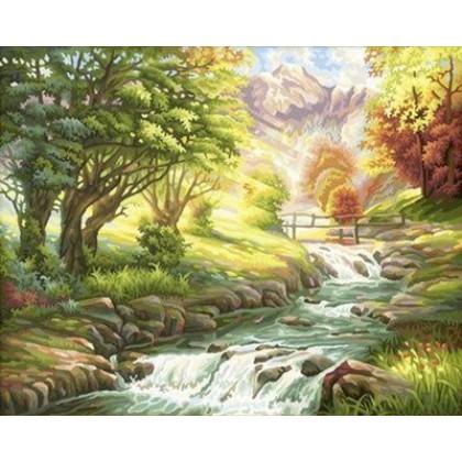 Набор для творчества Schipper 9130412 Горный ручей