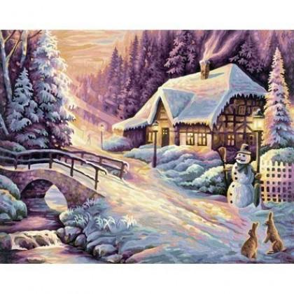 Набор для творчества Schipper 9130504 Зима