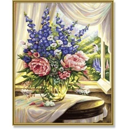 Набор для творчества Schipper 9130601 Цветы у окна