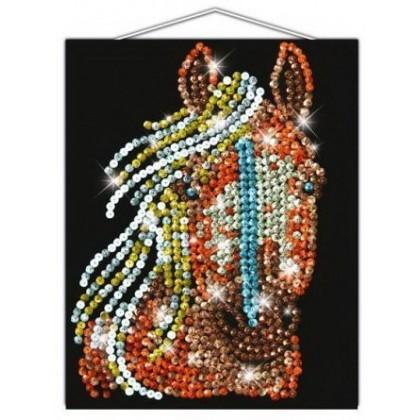 Simba 6370397 Мозаика блестящая