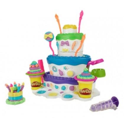 Play Doh A7401 Набор Праздничный торт