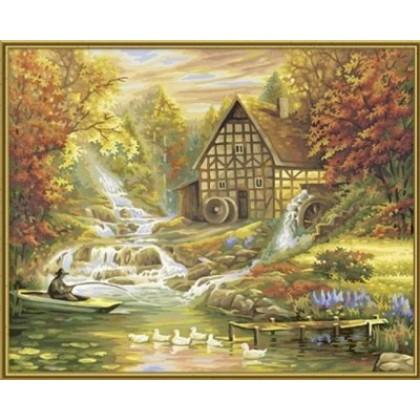 Набор для творчества Schipper 9130507 Осень