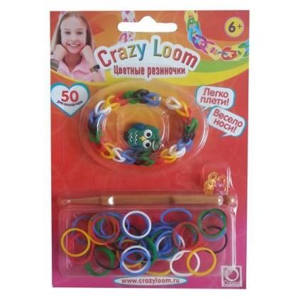 Crazy Loom P71486 Цветные резиночки