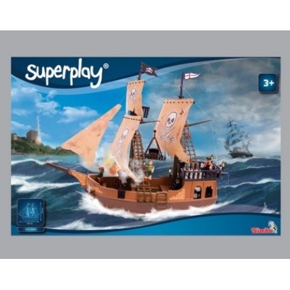 Лодки Simba 4355405 Корабль пиратов