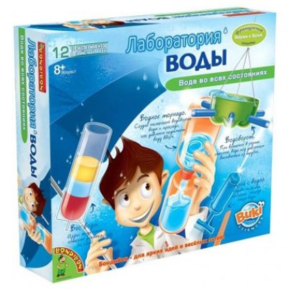 Bondibon BB0922 Лаборатория воды