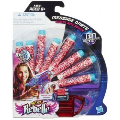 Hasbro A8861 Nerf Набор стрел Rebelle