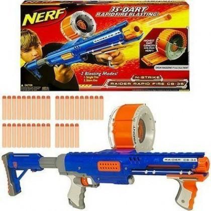 Детское оружие Hasbro 21307 NERF Бластер РАЙДЕР