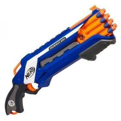 Детское оружие Hasbro A1691 NERF Бластер Elite Rough Cut