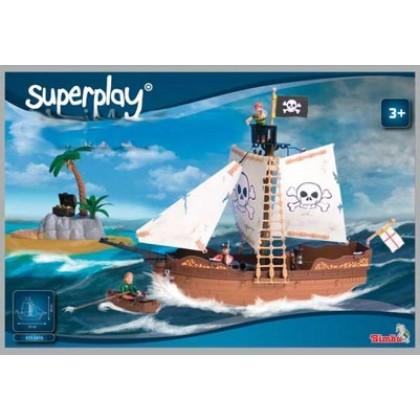 Лодки Simba 4355416 Пиратский корабль