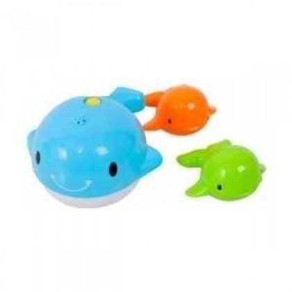 PlayGo 2437 Китовая семья