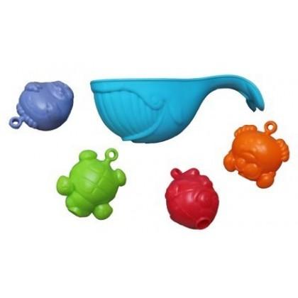PLAYGO 24025 Морские животные для ванны