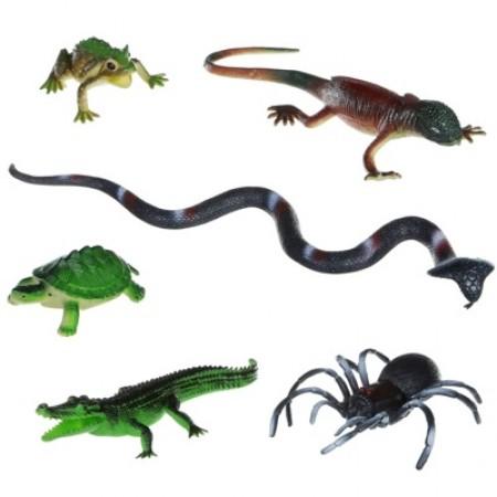 Bondibon bb1629 Набор животных Рептилии