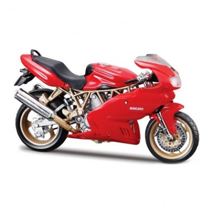 BBurago 18 51032 Ducati Supersport 900