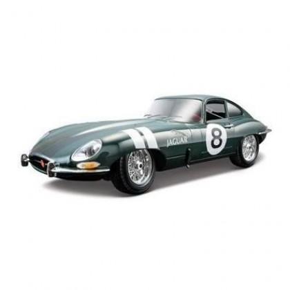 Сборная модель BBurago 18 15024 Jaguar E coupe
