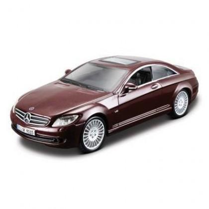 Сборная модель BBurago 18 45131 Mercedes Benz CL55
